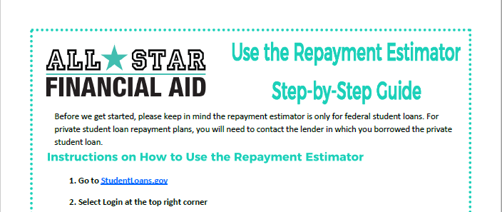2017-10-09 22_15_27-How to Use the Repayment Estimator.pdf - Adobe Acrobat Reader DC.png