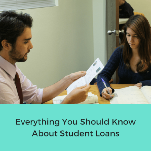 Everything your should know about student loans for college. A college education is becoming increasingly expensive. Scholarships, grants, and work-study usually won't cover the full balance of your student's account. At some schools neither will your 529 savings plan, retirement, or other savings. Another way to cover the cost of your child's education is with student loans. Student loans are not all bad. You just need to be a smart borrower. Here is everything you need to know about student loans for college.