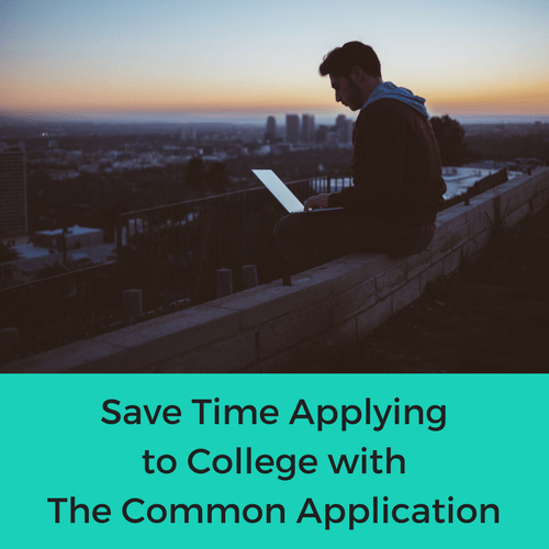 Completing college applications is complex and takes time. Most students are applying to multiple colleges resulting in multiple applications with the same information. The Common Application eliminates all of this and saves time. Learn more about The Common Application and how it works. See how you can save time with The Common Application before deciding how you will apply to college.