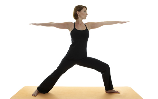 Virabhadrasana 2, Warrior 2