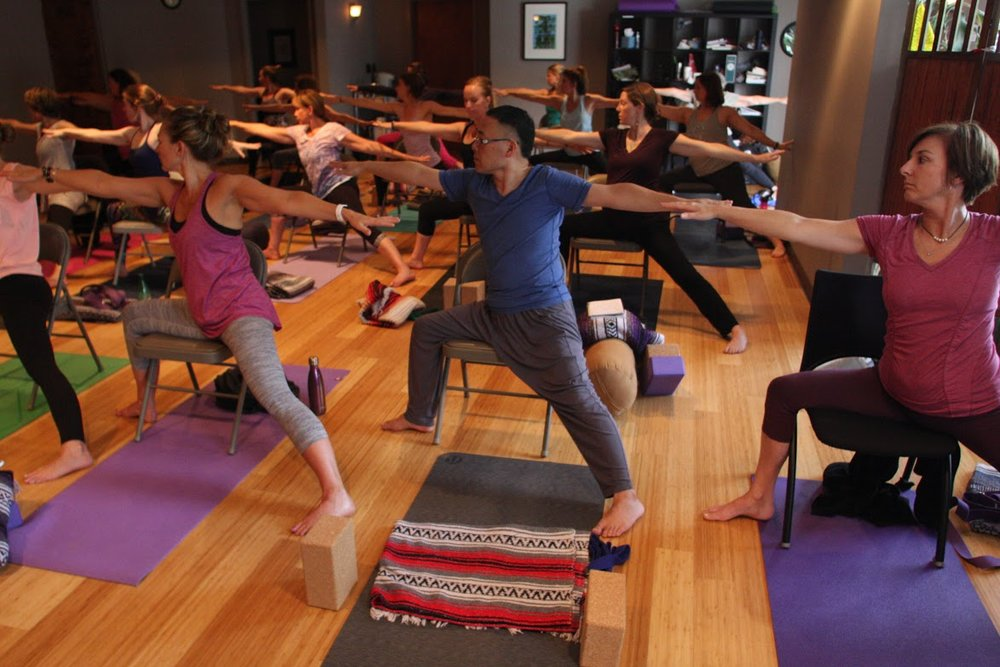 Sold Out Teaching Yoga For Seniors Chair Yoga Certification With