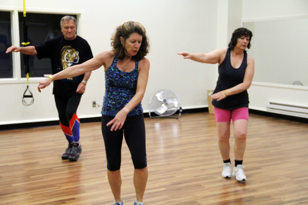 Dance Aerobics