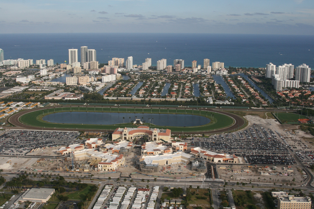 GULFSTREAM PARK, HALLANDALE, FLORIDA - completed 2008 - with MacCasey Group