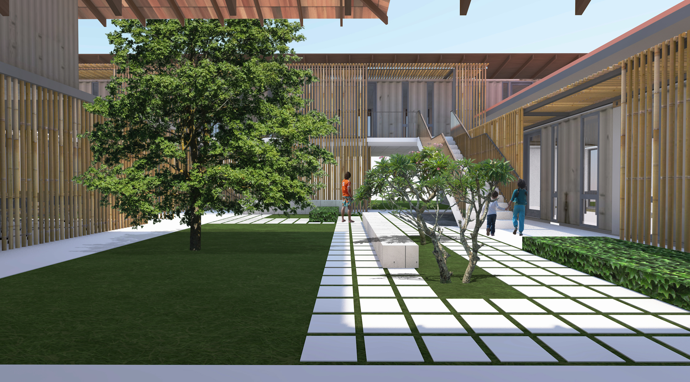 CAREHAVEN ORPHANAGE JOHOR MALAYSIA Philanthropy With Ideal City Design Group And Marlborough College Malaysia