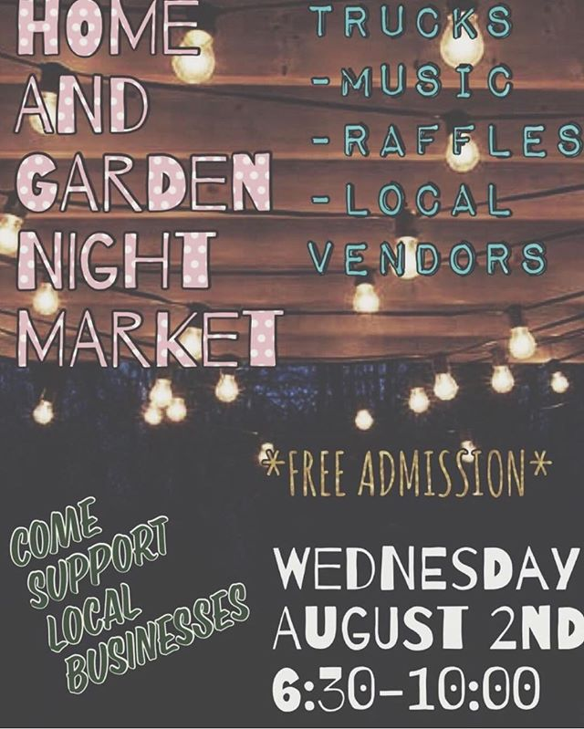 Who doesn't love to shop surrounded by plants?  Come shop our denim, lace up tees and more August 2nd at @shadehomeandgarden !!!