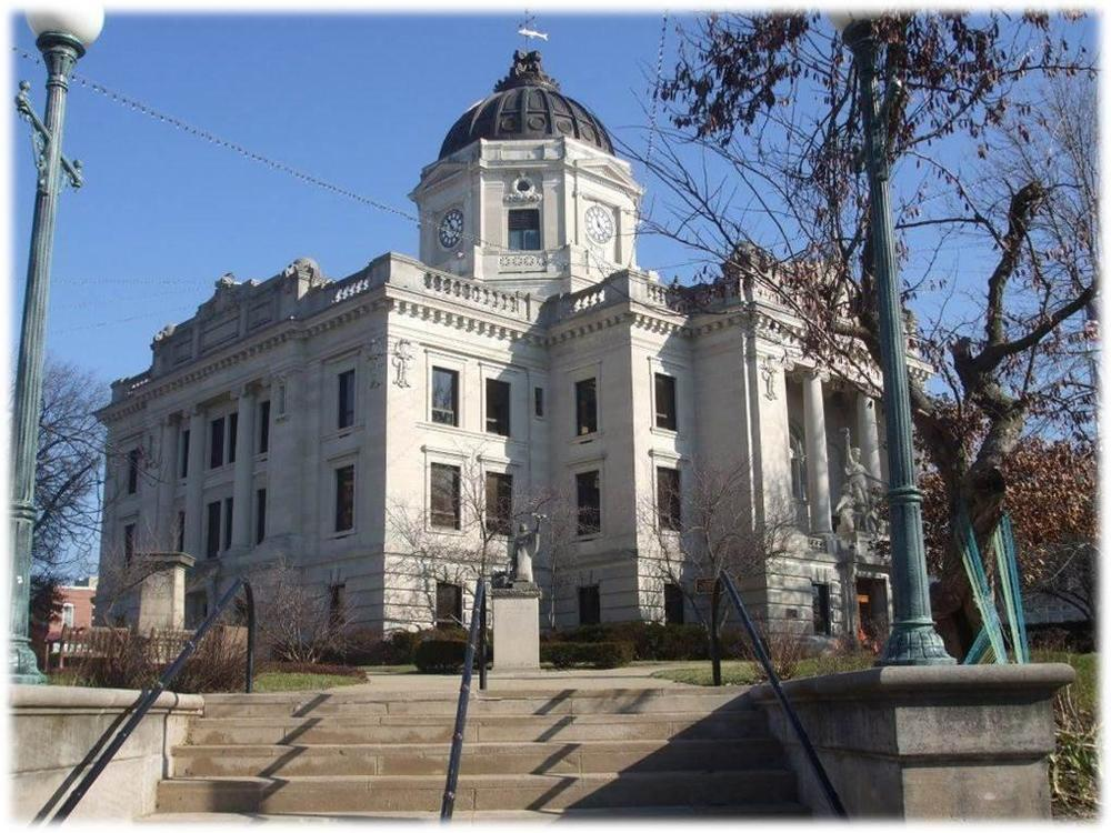 Monroe County Courthouse Renovation