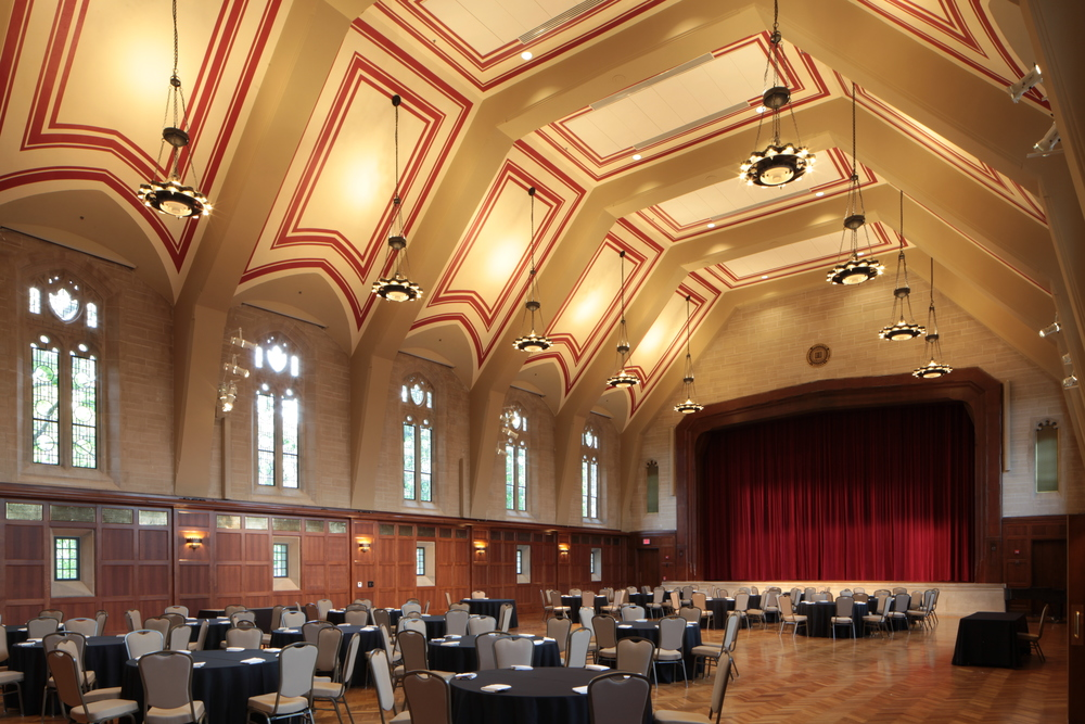 Indiana University Alumni Hall