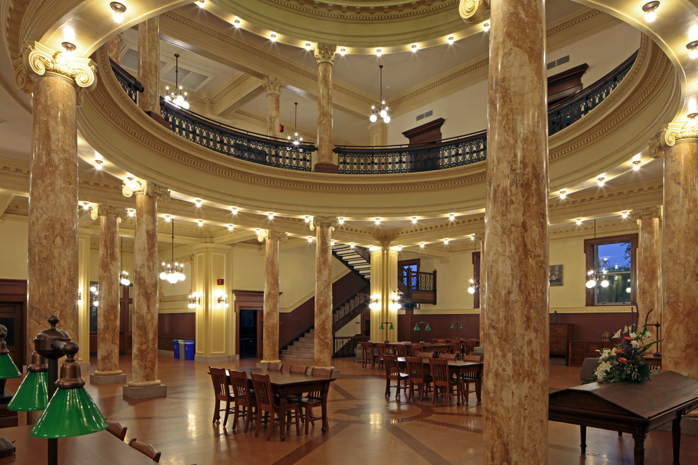 Indiana State University - Normal Hall