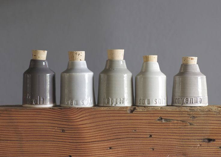 Spice storage by Vitrified Studio