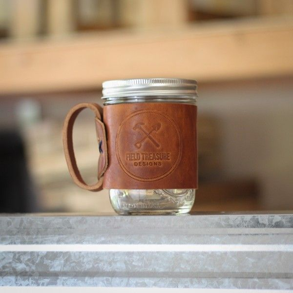 Aviator Mug by Field Treasure Designs