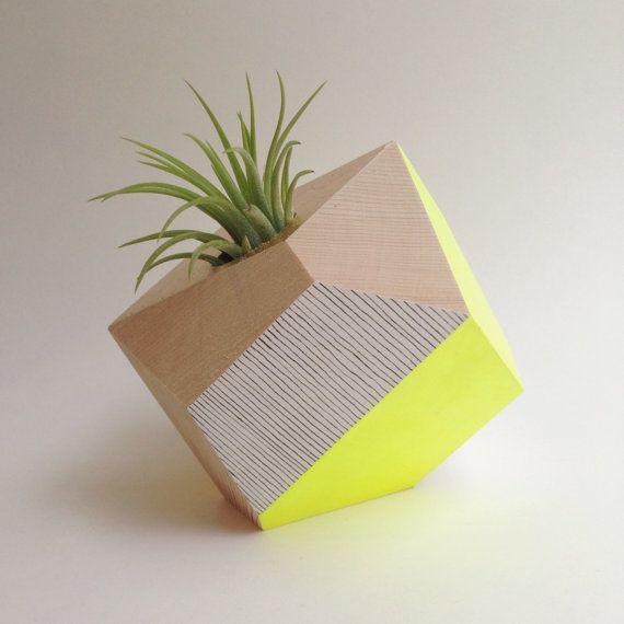 Geometric Planter by Flaneurs Pocket