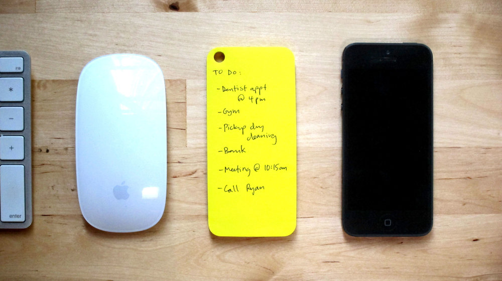 iphone sticky notes by ilovehandles