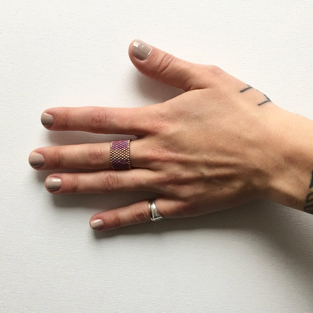 deco ring by smart and becker