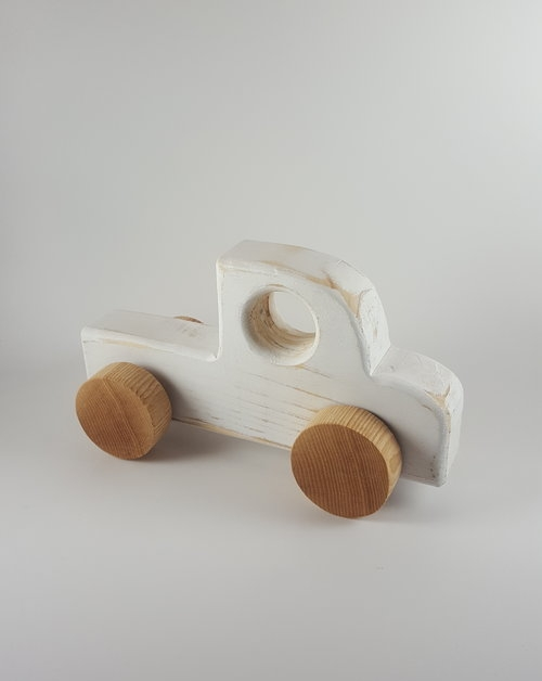 toy truck by crescent moon toys