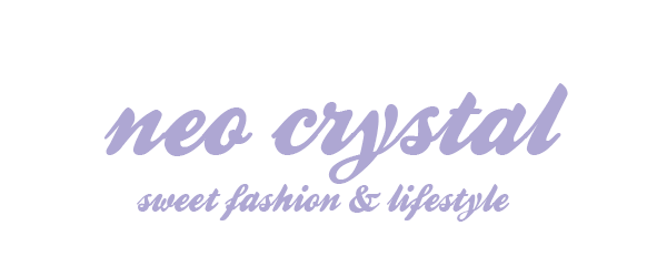 neo crystal - sweet fashion & lifestyle