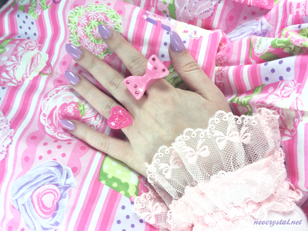 Angelic Pretty Whip Magic details