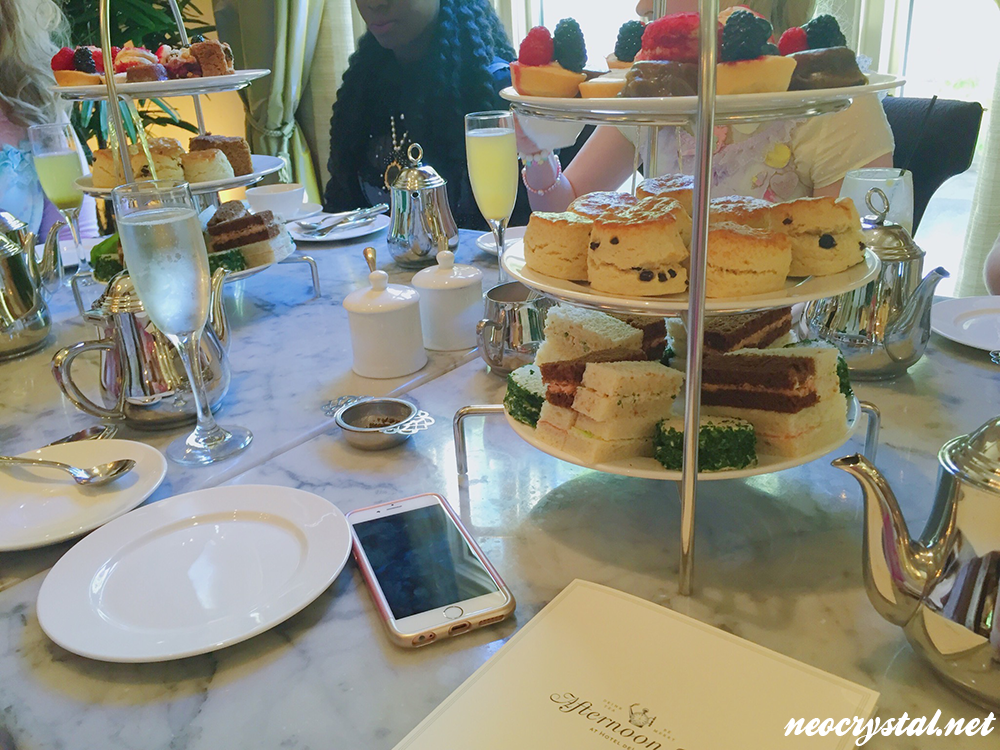 hotel deluxe tea service portland