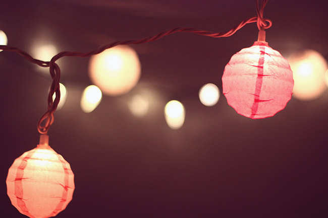 date night string lights