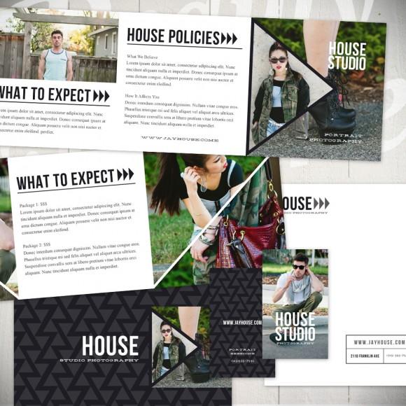 photography marketing set