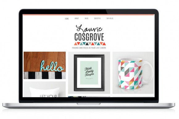 Laurie Cosgrove Website
