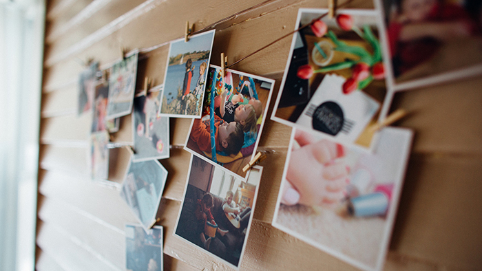 Create a stock image library for your blog
