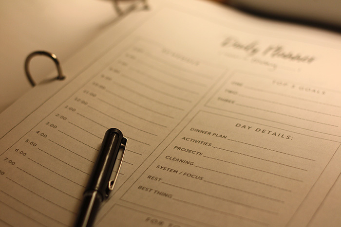 The 'After' Snapshot: How I Plan My Day