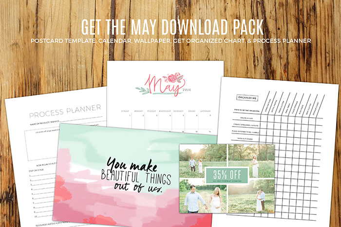 May download pack