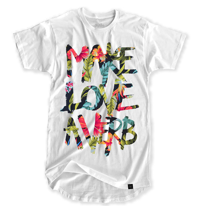Clothe Your Neighbor As Yourself - Make Love A Verb Tee