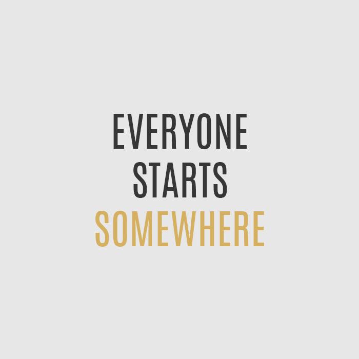 8 Ways to Teach Yourself Design - Everyone Starts Somewhere