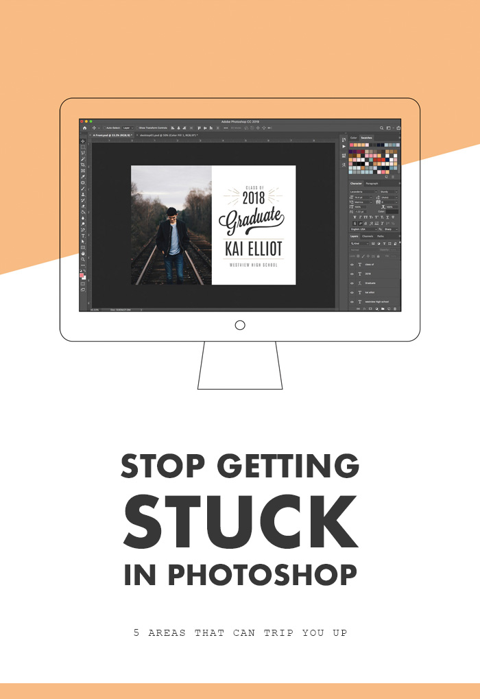 Photoshop Basics for Beginners - 5 Areas that might be tripping you up.