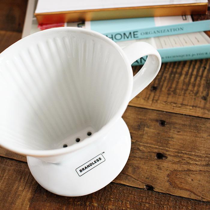 Brandless slow pour coffee mug - April favorite finds