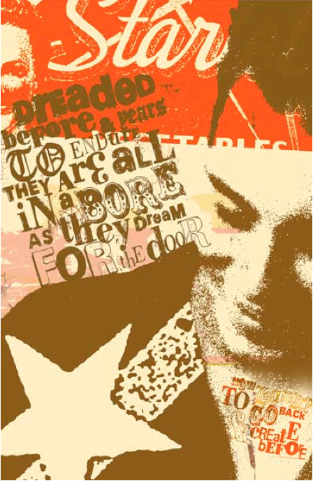 Beth Ennis: Type Poster Design.