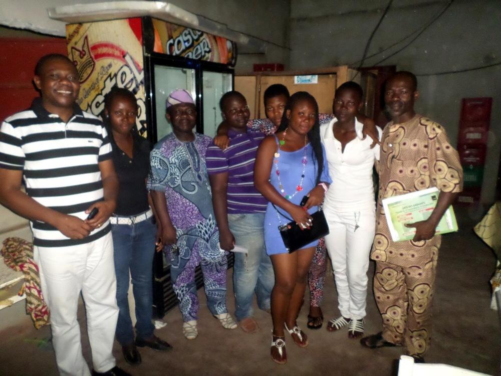 Membres_AFRO-Benin