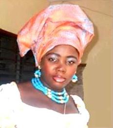 Rose-Andrea, Présidente de AFRO-Benin