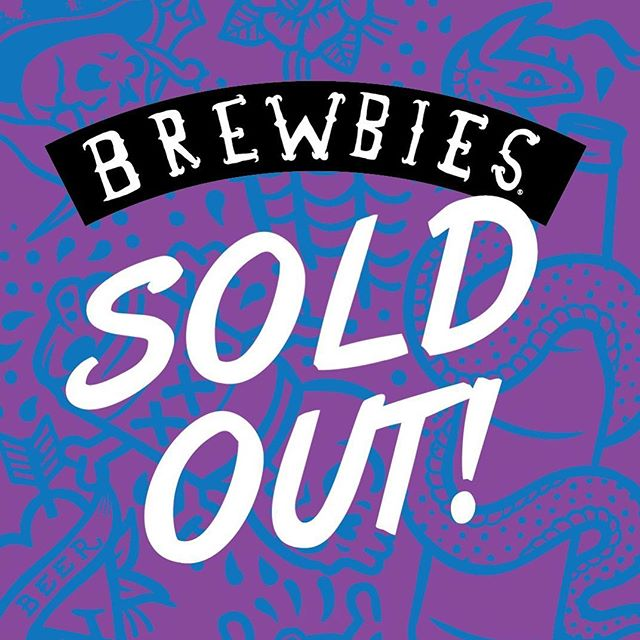 You know the old saying, if you snooze ya lose! 🍻For all you #craftbeerlovindogooders that were on it and got your tickets early, we'll see ya tomorrow at @factionbrewing to show all the love for beer and boobies! 💕@keepabreast