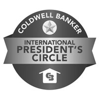 Coldwell Banker Int'l President's Circle Award