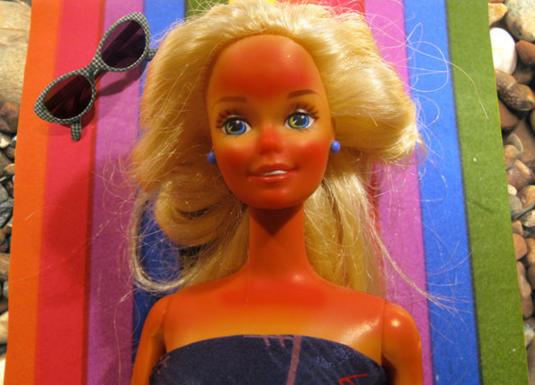 ZIj had beter de UV Shield van Nannic gebruikt, de perfecte zonnefilter