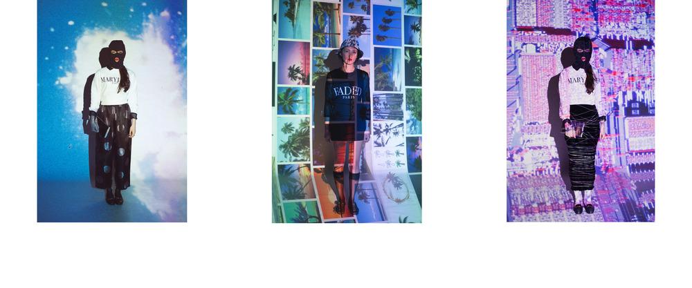 Maryjane Apparel SS2014     Full set -> http://www.jeremywcox.com/new-gallery/     Photo: Jeremy  Stylist: Jamie Gill  Model: Calandra Paramita