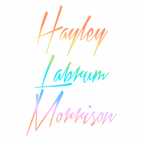 The Art of Hayley Labrum Morrison