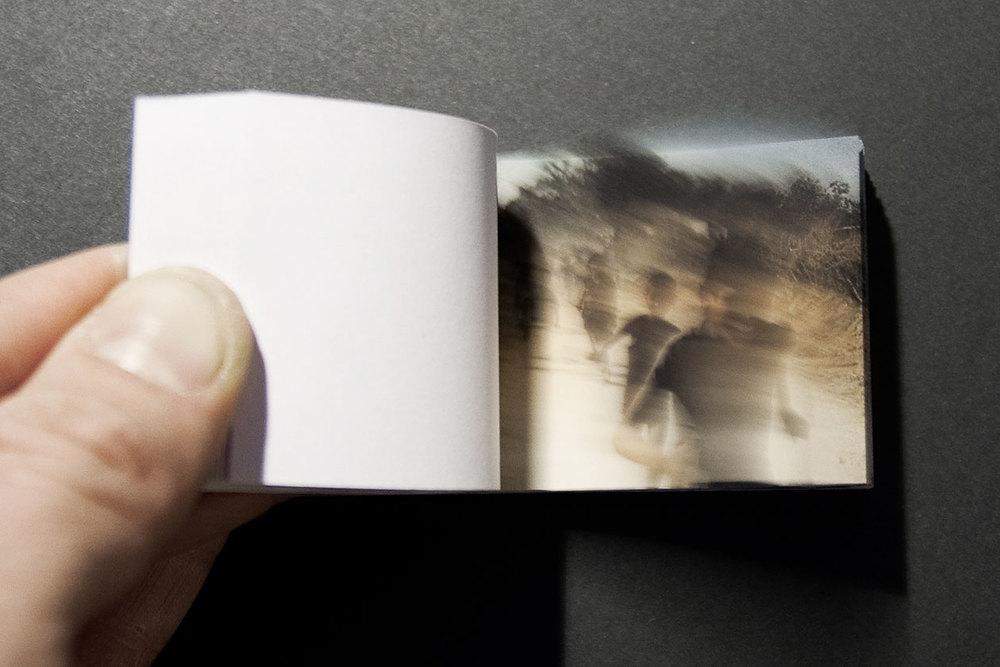 Kuoni Flip Book. Charity Campaign.