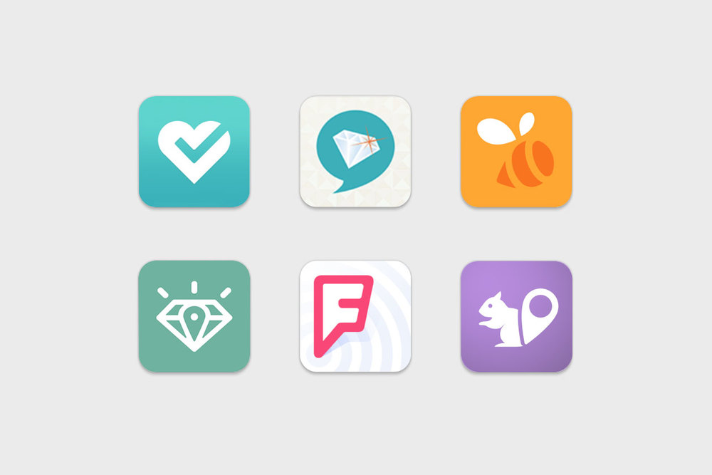 New Identity for Lifestyle App. App Icon and Competition.