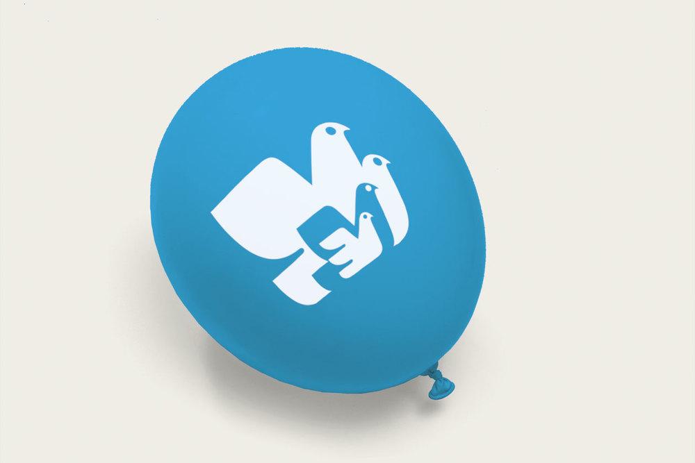New Identity for Apollo. Balloon.