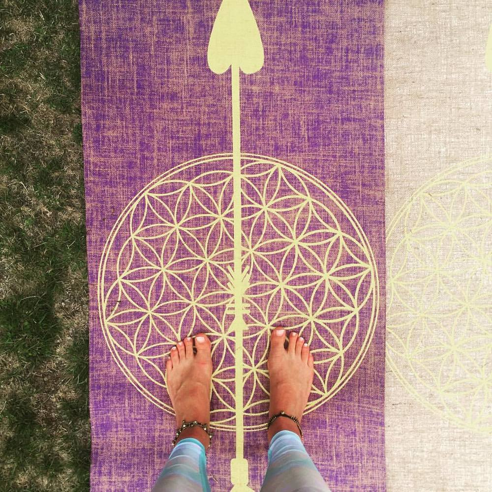 Flower of Life Yogatribe®