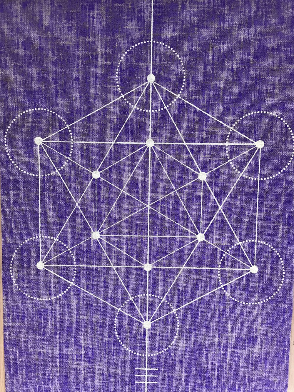 Tapete Metatron YogaTribe®