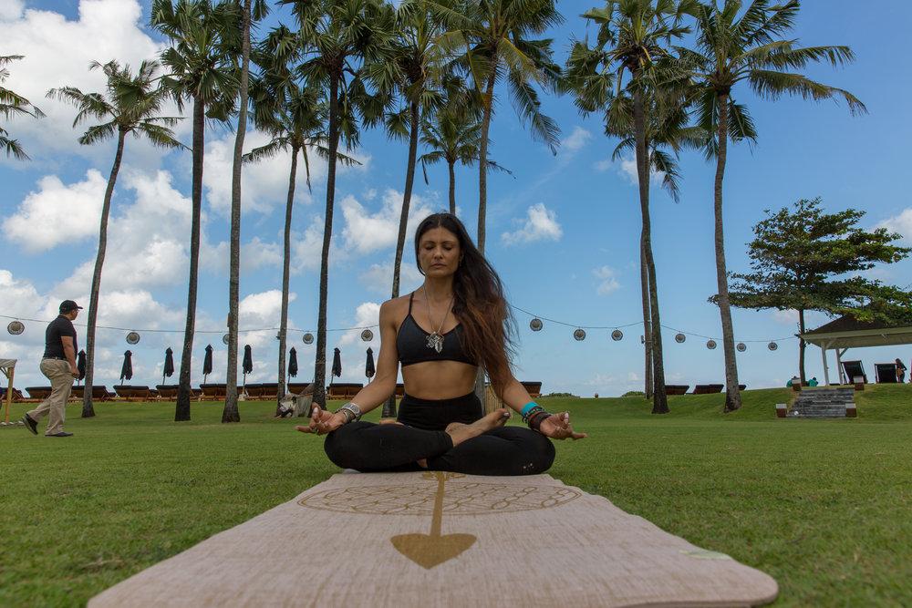 Daily Morning & Evening Yoga & Meditation -