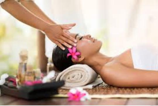 1 x Balinese Massage -