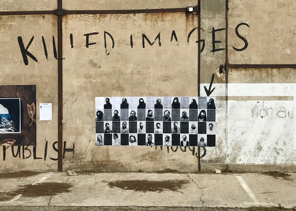 Intervention: EU.PNEA+IN VISIBLE @ BYOPaper Les Rencontres de la Photographie Arles, France 2017