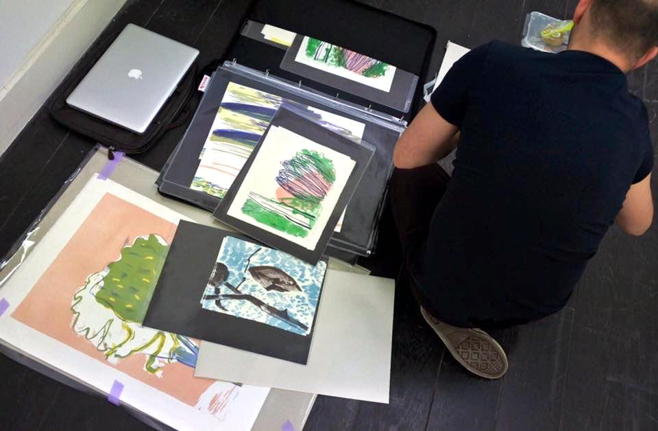 Joris Martens opbouw (sho͞o′bĭl′) gallery