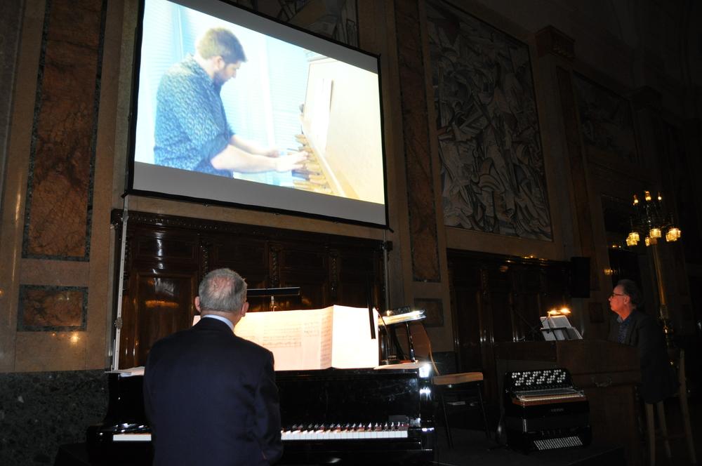 03 februari 2014 - Afscheidsconcert G en Kennismaking R Stadhuis Rotterdam 03.JPG