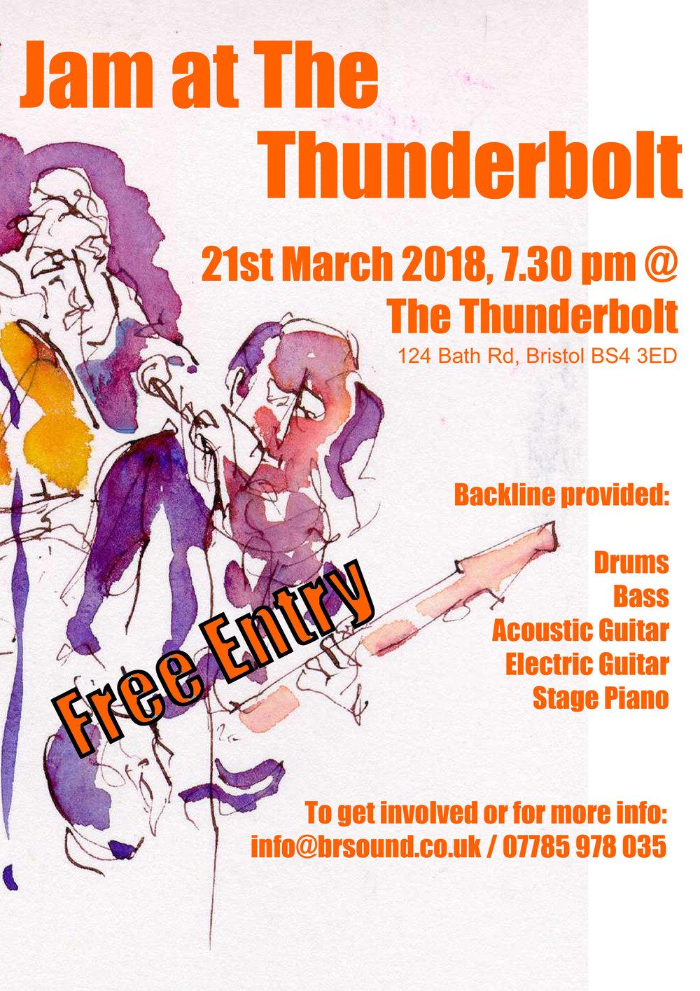 Jam at the Thunderbolt - New Poster JPEG.jpg